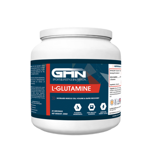 L-Glutamine - GH Nutrition