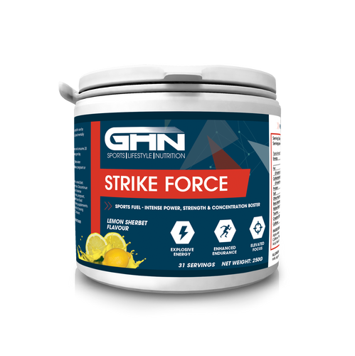 Strike Force Pre-Workout - GH Nutrition