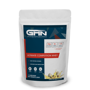 Ultimate Competition Whey - GH Nutrition
