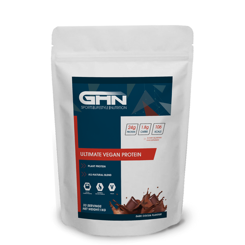 Ultimate Vegan Protein - GH Nutrition