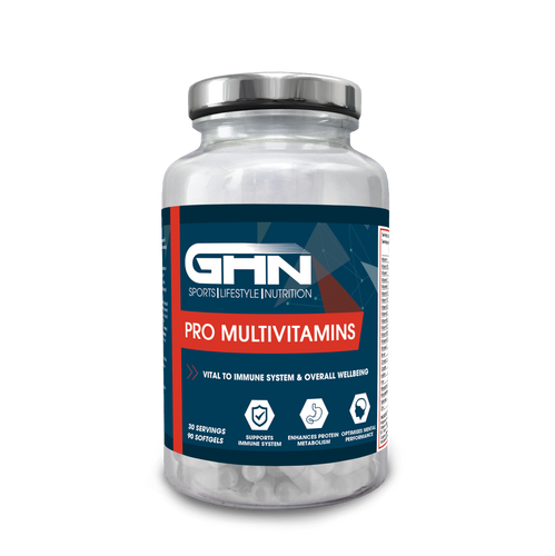 Pro Multivitamin Tablets - GH Nutrition