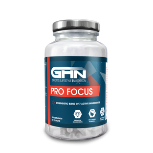 Pro Focus Tablets - GH Nutrition