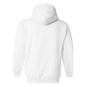 Desus & Mero The Brand is Strong Unisex Hooded Sweatshirt - White