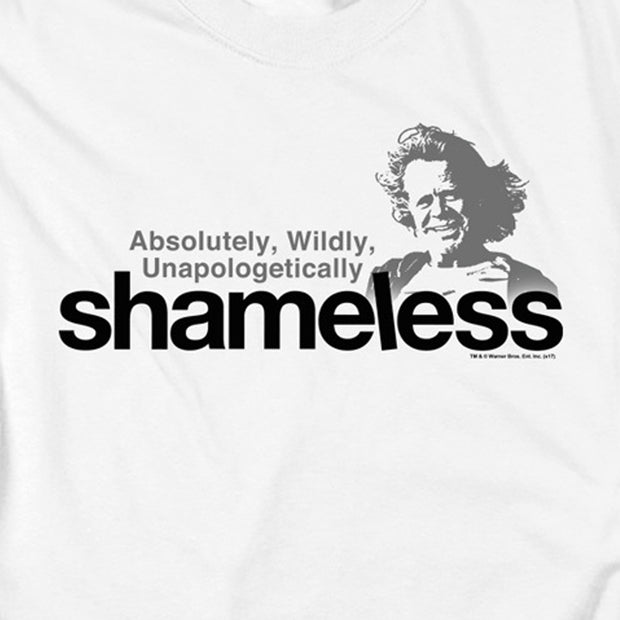 Shameless Logo Adult Short Sleeve T-Shirt