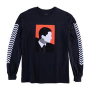 Twin Peaks Agent Cooper Adult Long Sleeve T-Shirt