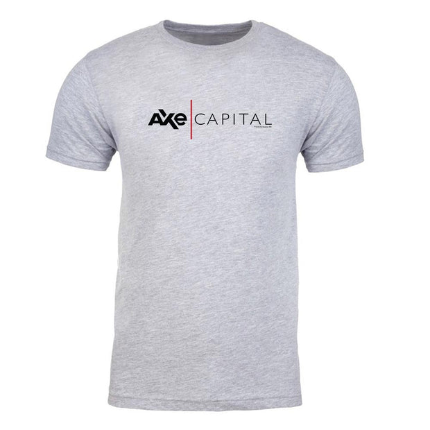 Billions Axe Capital Horizontal Logo Mens Premium Tee