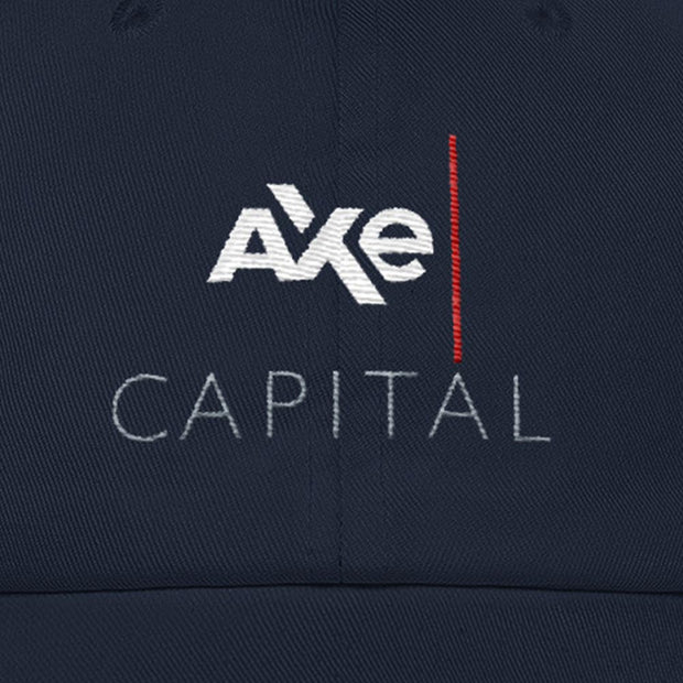 Billions Axe Capital Embroidered Hat