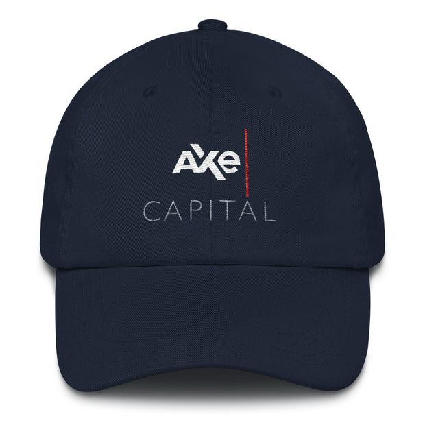 Billions Axe Capital Stacked Logo Embroidered Hat