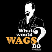 Billions What Would Wags Do? Triblend Mens