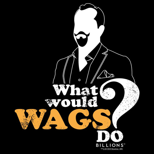Billions What Would Wags Do? Women's Short Sleeve T-Shirt
