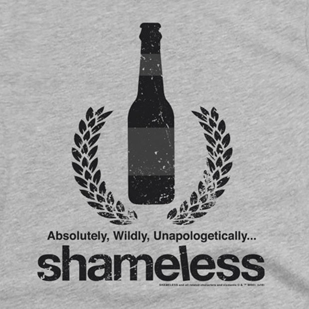 Shameless Absolutely, Wildly, Unapologetically Women's Short Sleeve T-Shirt