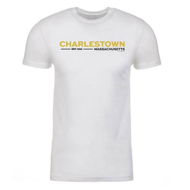 City on a Hill Charlestown Massachusetts Adult Short Sleeve T-Shirt