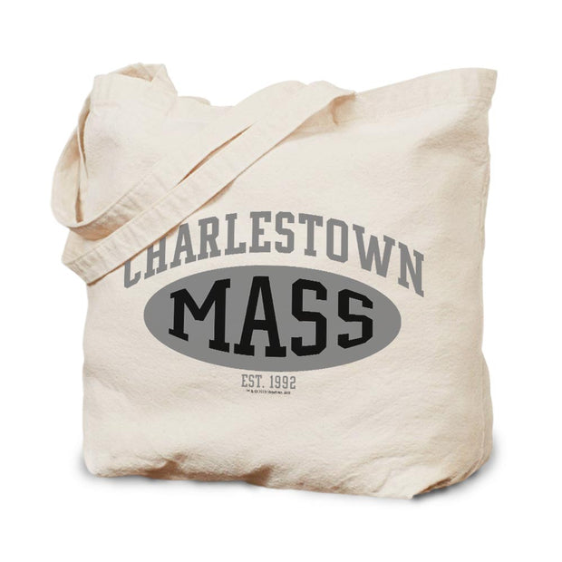 City on a Hill Charlestown Mass Canvas Tote