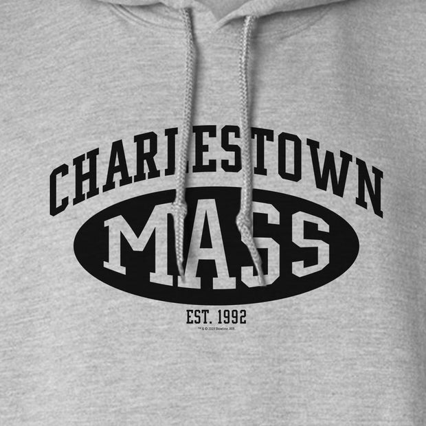 City on a Hill Charlestown Massachusetts Fleece Hooded Sweatshirt