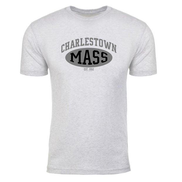 City on a Hill Charlestown Mass Men's Tri-Blend T-Shirt