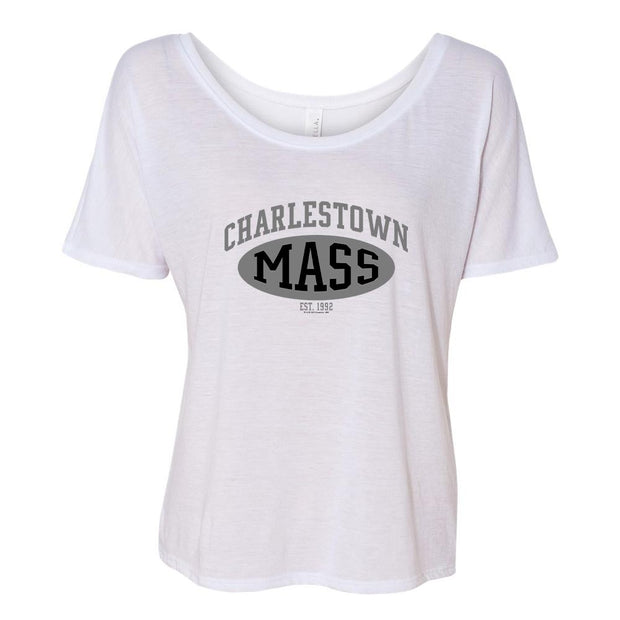City on a Hill Charlestown Massachusetts Women's Relaxed T-Shirt