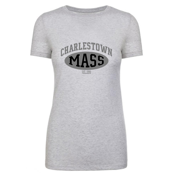 City on a Hill Charlestown Mass Women's Tri-Blend T-Shirt