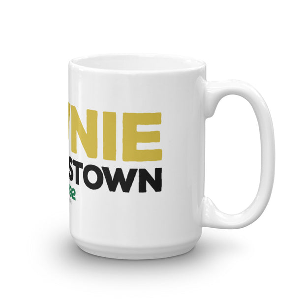 City on a Hill Charlestown Townie White Mug