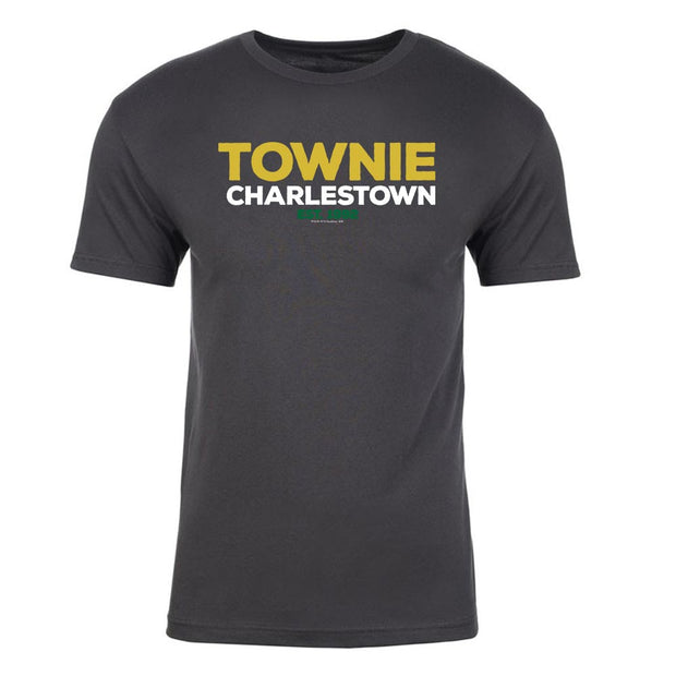 City on a Hill Charlestown Townie Adult Short Sleeve T-Shirt