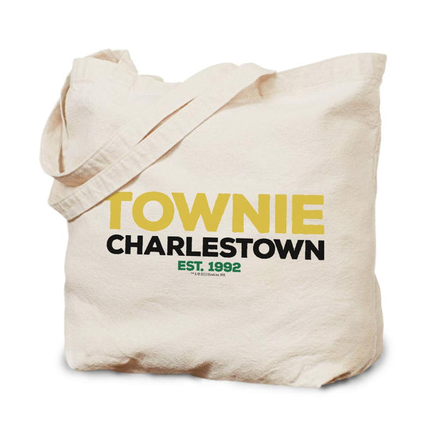 City on a Hill Charlestown Townie Canvas Tote