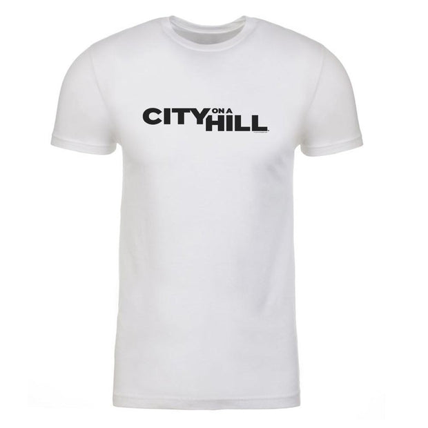City on a Hill Logo Adult Short Sleeve T-Shirt