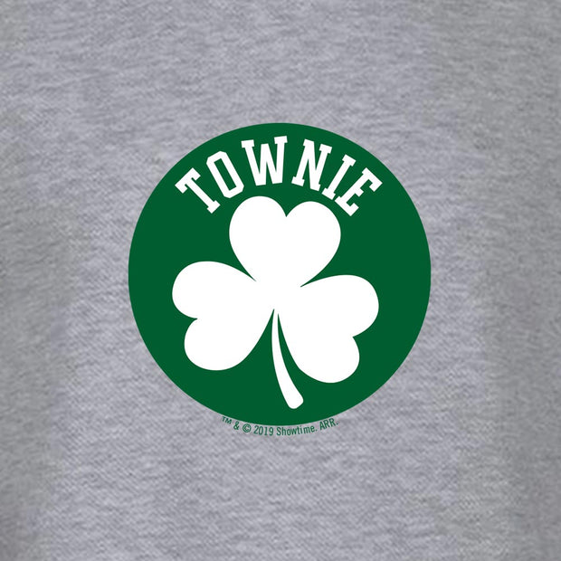 City on a Hill Shamrock Townie Fleece Crewneck Sweatshirt