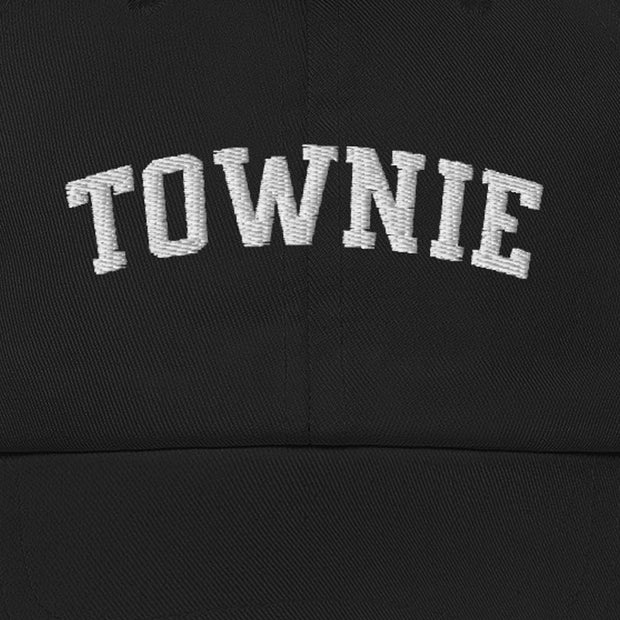 City on a Hill Townie Embroidered Hat