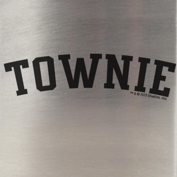 City on a Hill Townie Stainless Steel Flask