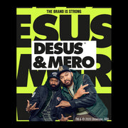 Desus & Mero Season 2 Key Art Black Mug