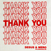 Desus & Mero Thank You Canvas Tote Bag