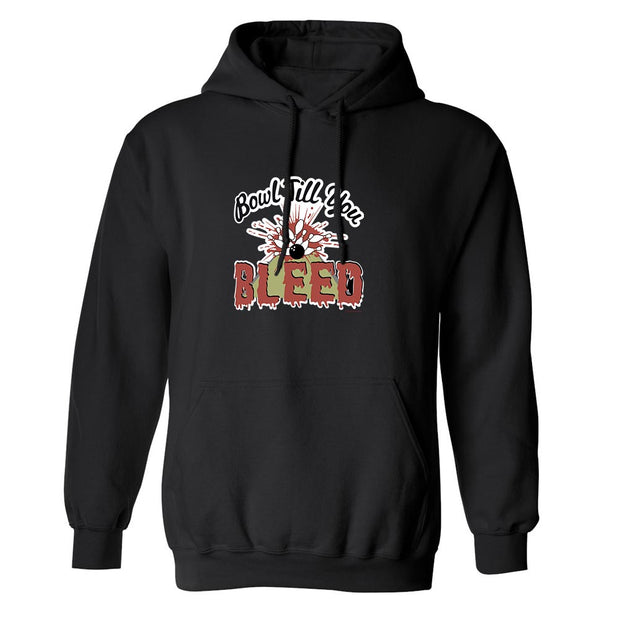 Dexter Bowl Till You Bleed Fleece Hooded Sweatshirt