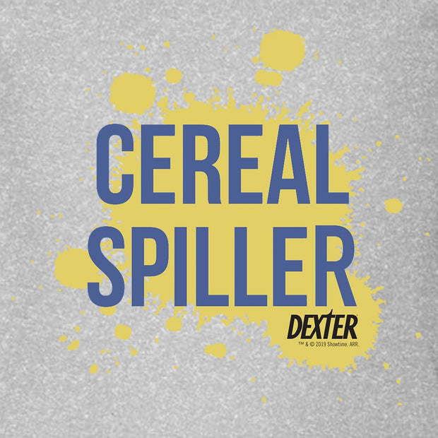 Dexter Cereal Spiller Kids Short Sleeve T-Shirt
