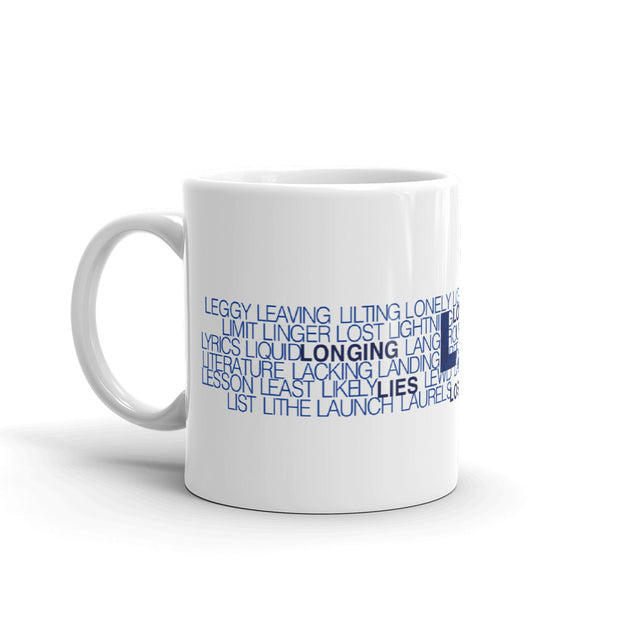 The L Word The L Words White Mug