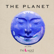 The L Word The Planet Canvas Tote