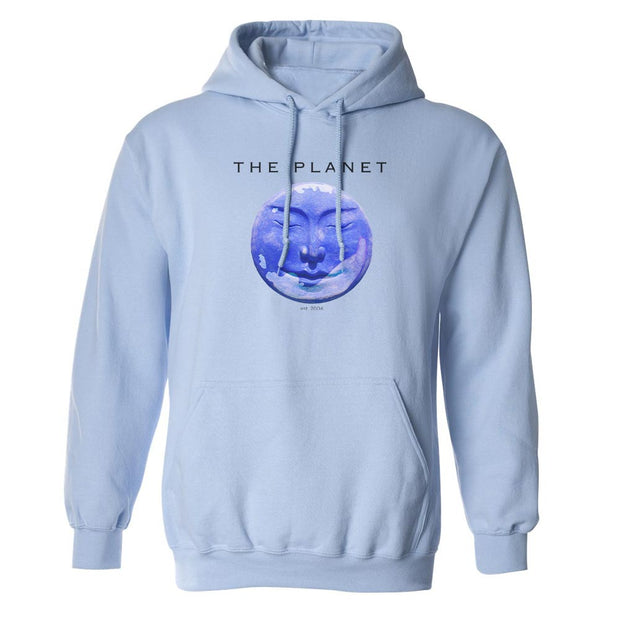 The L Word The Planet Fleece Hooded Sweatshirt