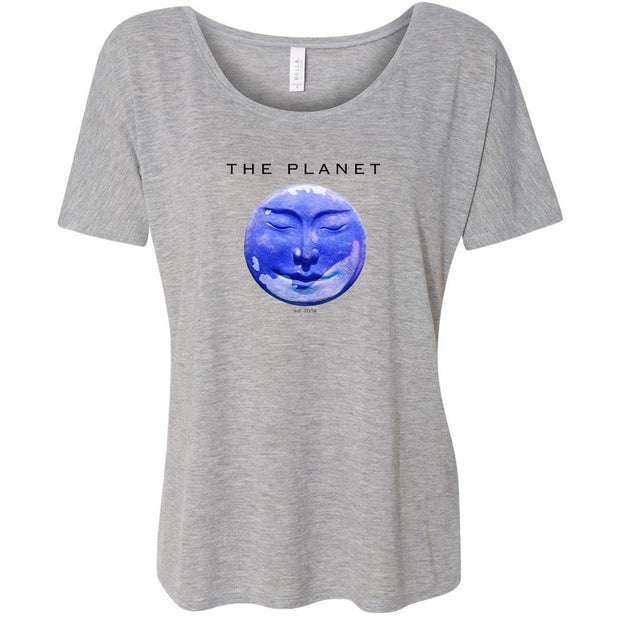 The L Word The Planet Women's Relaxed T-Shirt