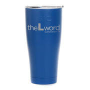The L Word: Generation Q New Logo Laser Engraved SIC Tumbler