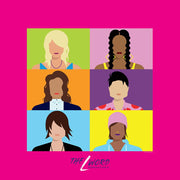 "The L Word: Generation Q Faces Premium Poster - 18"" x 24"""