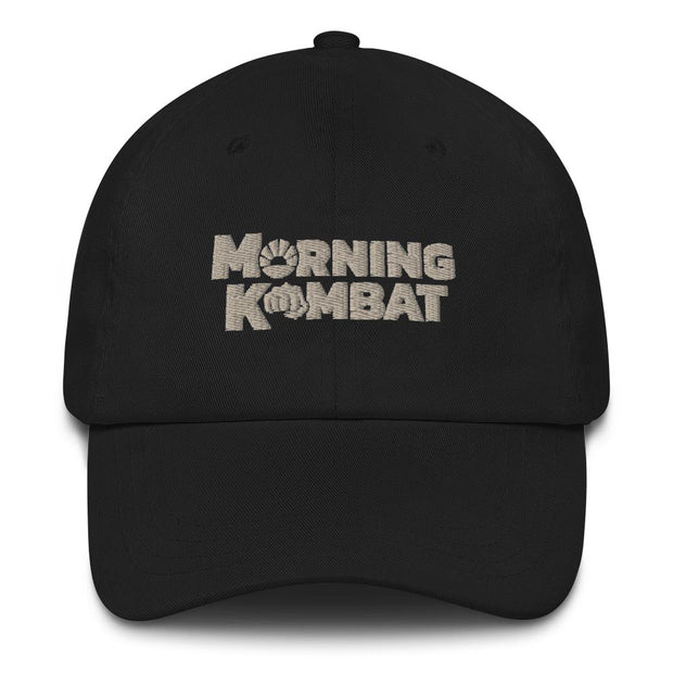 Morning Kombat Logo Embroidered Hat