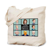 Our Cartoon President Shady Bunch Tote Bag