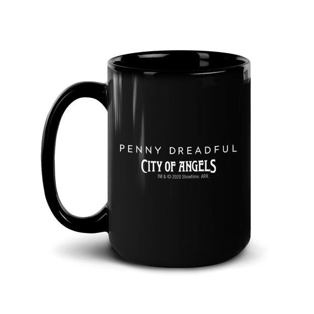 Penny Dreadful: City of Angels Santa Muerte Black Mug