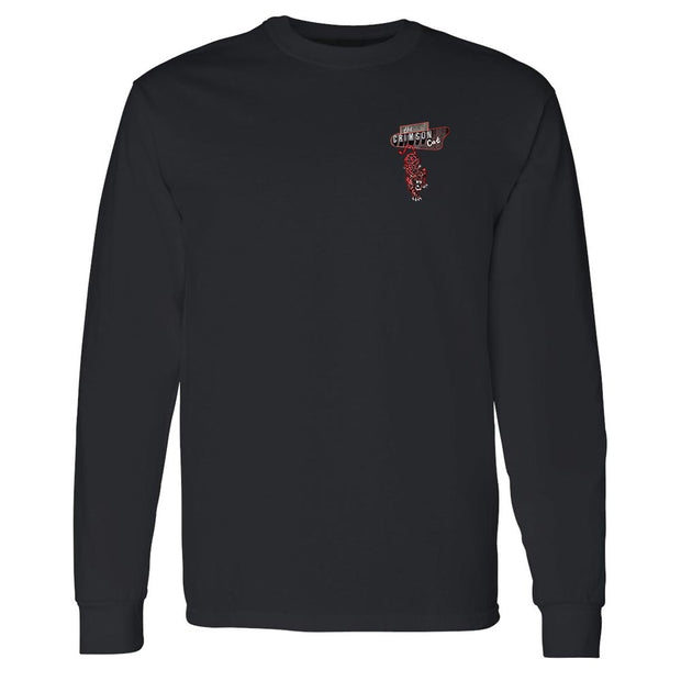 Penny Dreadful: City of Angels Crimson Adult Long Sleeve T-Shirt
