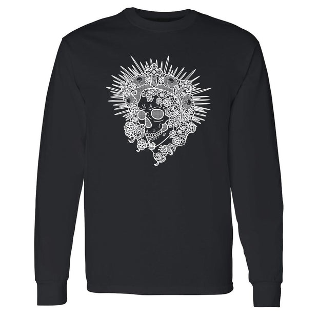 Penny Dreadful: City of Angels Santa Muerte Adult Long Sleeve T-Shirt