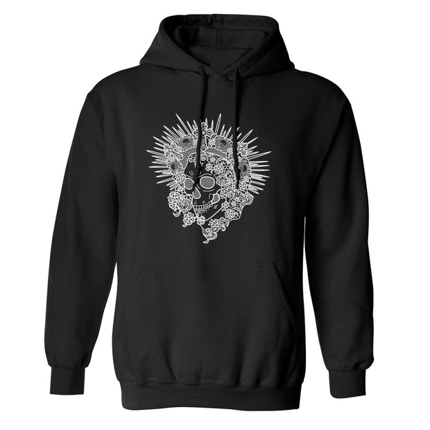 Penny Dreadful: City of Angels Santa Muerte Fleece Hooded Sweatshirt