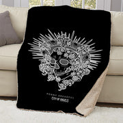 Penny Dreadful: City of Angels Santa Muert Sherpa Blanket