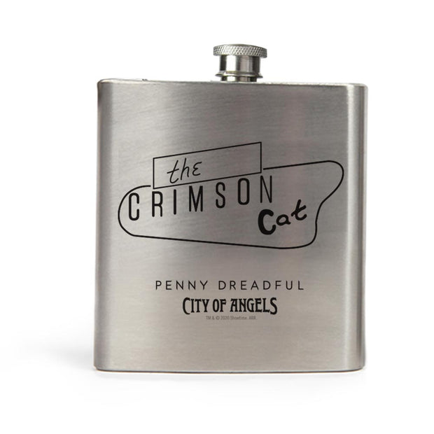 Penny Dreadful: City of Angels Crimson Stainless Steel Flask