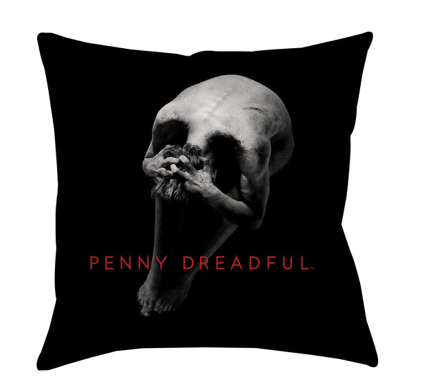 "Penny Dreadful Master Your Demons Throw Pillow - 16"" x 16"""