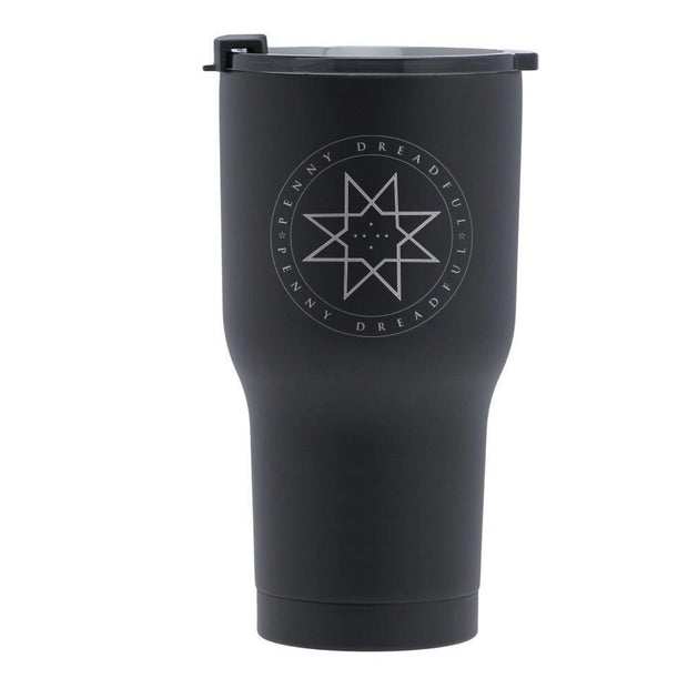 Penny Dreadful Star 20 oz RTIC Tumbler