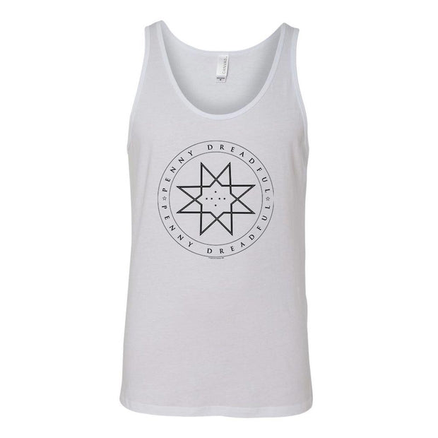 Penny Dreadful Star Adult Tank Top
