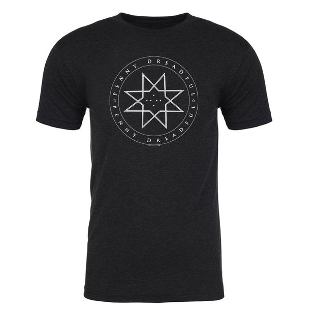 Penny Dreadful Star Men's Tri-Blend T-Shirt